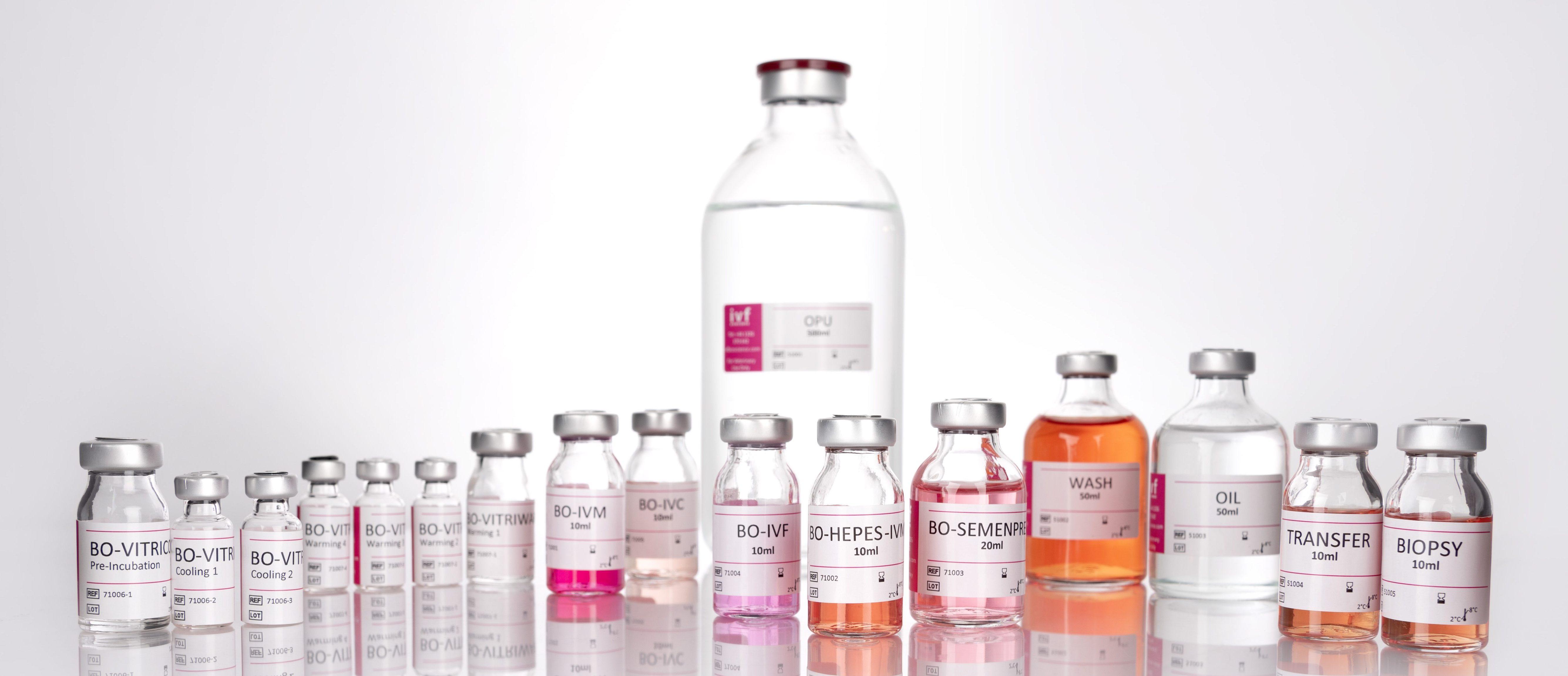 IVF Bioscience BO-Range