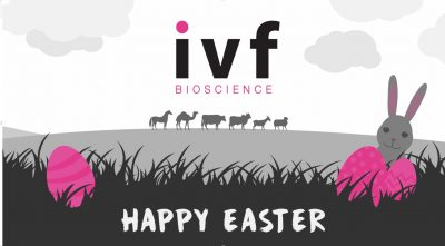 Happy Easter from IVF Bioscience