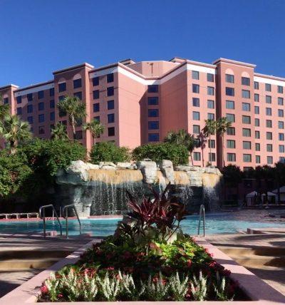 Orlando Hotel View