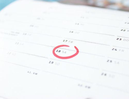 IVF Bioscience Events Calendar 2018